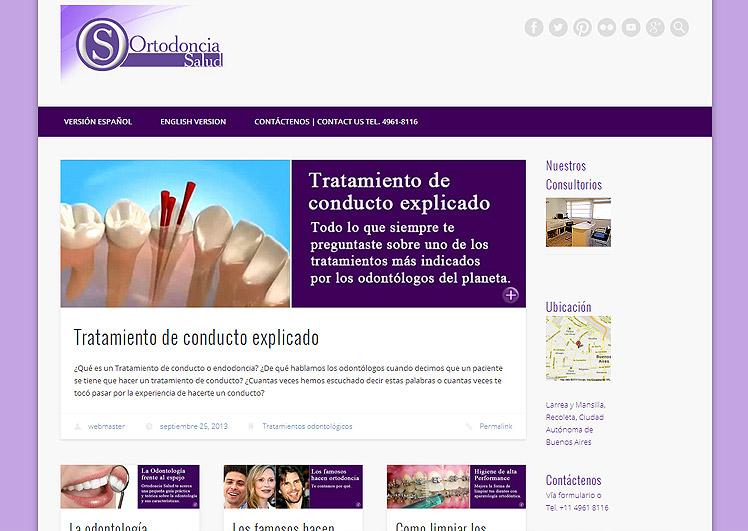 OrtodonciaSalud.com.ar