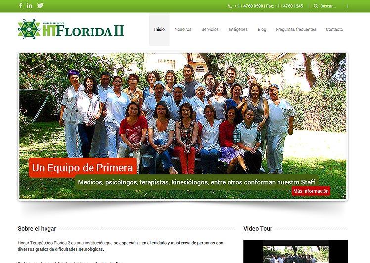 Hogar Terapéutico Florida II